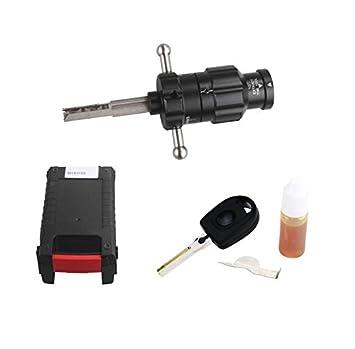 Ganzua Turbo decoder HU66 2/6 generación -Compatible con Audi, Seat, VW, Skoda, Porche: Amazon.es: Coche y moto