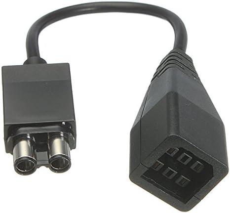 mark8shop adaptador de enchufe de fuente de alimentación convertir cable para Xbox 360 a Xbox One: Amazon.es: Hogar