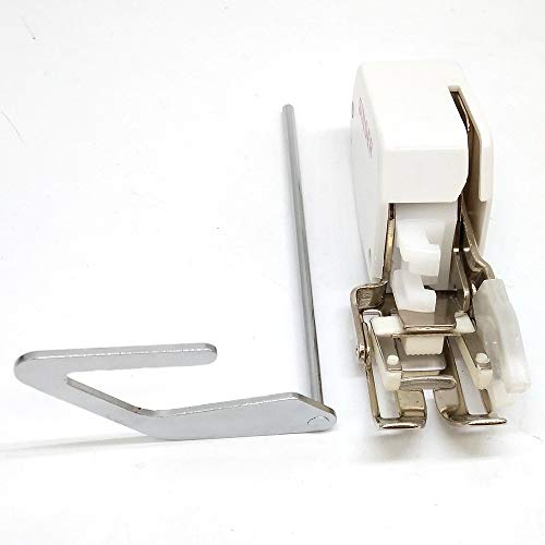 HONEYSEW Even Feed Walking Presser Foot for Singer Quilting on Low-Shank Sewing Machines