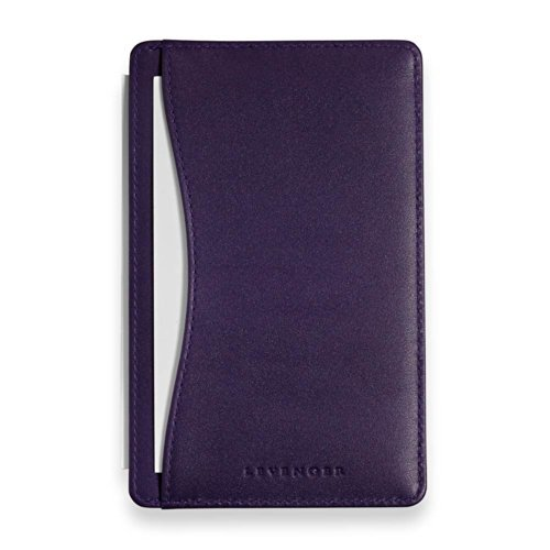 Levenger Shirt Pocket Briefcase Purple (AL5945 PU NM) Color: Purple Model: AL5945 PU NM Office Supply Store