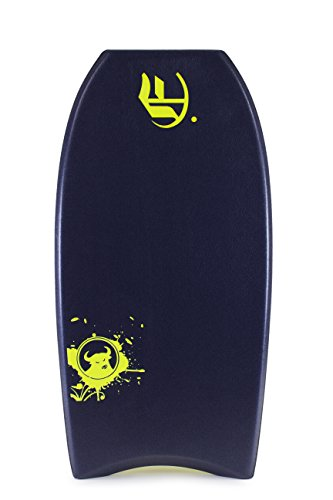 Empire Bodyboards Rising Bull Bodyboard, 41.5″, Midnight Blue