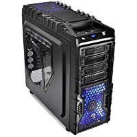 ADAMANT FULL TOWER Video Editing WORKSTATION Gaming Computer INtel i7 7820X 3.6Ghz 32Gb DDR4 8TB HDD 500Gb NVMe SSD 2-way SLI Nvidia GTX 1080 8Gb |3Year Warranty & Lifetime Tech Support|