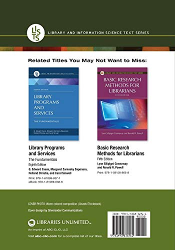 An Introduction 5th Edition Reference and Information Services