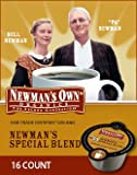 keurig pods newmans own - Newman's Own Organics Special Blend Coffee Keurig Vue Portion Pack, 96 Count