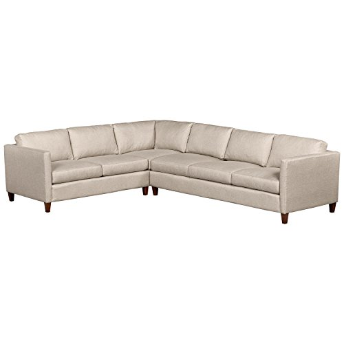 Stone & Beam Andover Modern Right L-Sectional, 124
