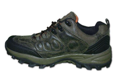 Red Tag Rot Tag Wasserdicht Trekking Wandern Schuh–Herren–Schnürschuh–rtmclimb Braun