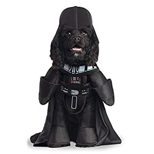 Rubie's Star Wars Darth Vader Pet Costume, Medium