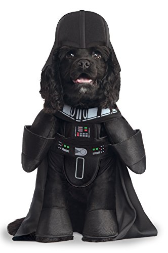 Rubie's Star Wars Darth Vader Pet Costume, Medium