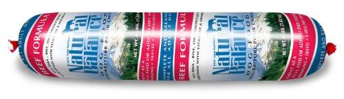 Natural Balance Beef Formula Dog Food Roll, 4-Pound, My Pet Supplies