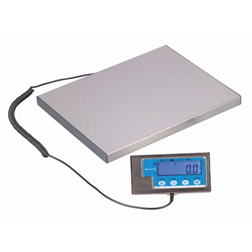 - Salter-Brecknell LPS150 Portable Shipping Scale with LCD Display, 12