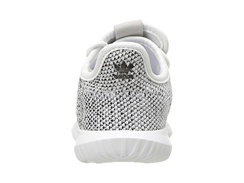 Adidas TUBULAR SHADOW I baby-girls fashion-sneakers BB8891_5 - WHITE/WHITE/CORE BLACK by adidas (Image #1)