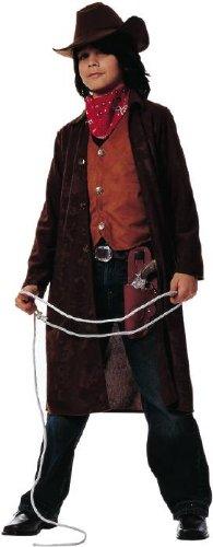 Boy's Gun Slinger Cowboy Costume (Small) by Franco American Novelty Company
