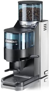 Rancilio HSD-ROC-SS Rocky Espresso Coffee Grinder with Doser Chamber Review