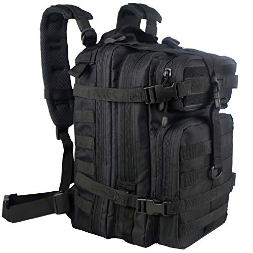 Military Tactical Backpack 30L Hiking Backpack for Travel Camping Trekking from XWLSPORT