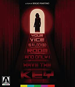 Your Vice Is A Locked Room And Only I Have The Key (Special Edition) [Blu-ray]