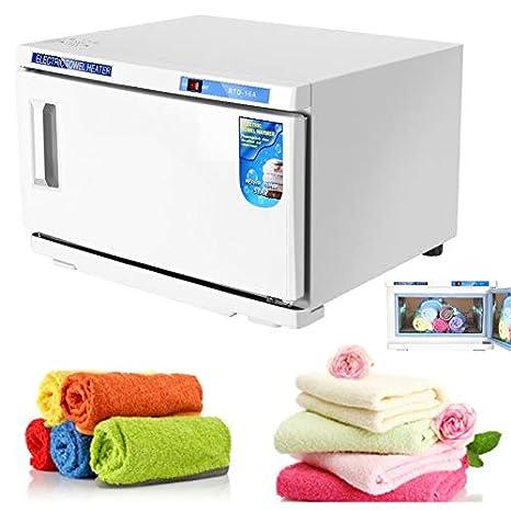 Esterilizador de toalla UV hervidor de servilletas 2 en 1 servilletas Gabinete de esterilización UV 220 V para de belleza salón de peluquería Studio Spa ...