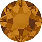 2000, 2038 & 2078 Swarovski Flatback Crystals Hotfix Crystal Copper | SS16 (3.9mm) - Pack of 1440 (Wholesale) | Small & Wholesale Packs | Free Delivery