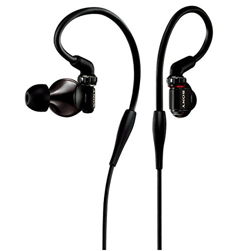 SONY Stereo Headphones MDR-EX1000 | EX Monitor Closed Inner Ear Receiver (Japan Import)