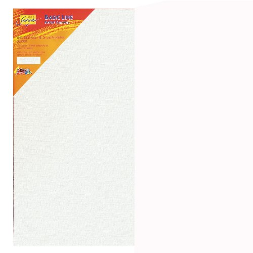 Unbekannt Solo Goya 644010–Basic Line Galleria cornice 40x 100cm, Extra profondi