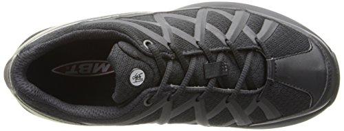 MBT Sport 3 Negro Zapato Señora Negro
