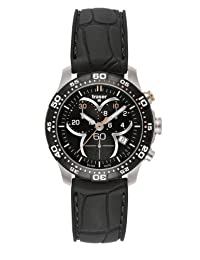 Traser H3 Ladytime Black Chrongraph Ladies Watch T7392.8AH.G1A.01 / 100314