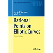 Rational Points on Elliptic Curves (Undergraduate Texts in Mathematics)