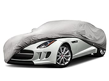 CarsCover Custom Fit 2014 2017 Jaguar F Type Car Cover Heavy Duty  Weatherproof Ultrashield