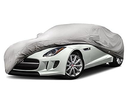CarsCover Custom Fit 2014 2018 Jaguar F Type Car Cover Heavy Duty  Weatherproof Ultrashield
