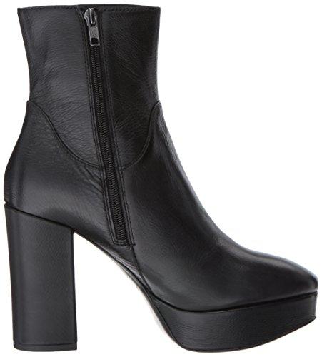 Cendres Femmes Amazon Botte De Mode Noir