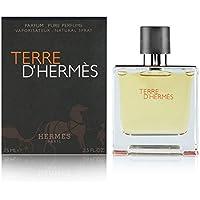 Terre D' Hermes By Hermes For Men. Parfum Spray 2.5 Oz/75 Ml