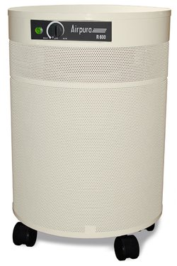 - Airpura P600 Air Purifier Advanced Airborne Chemicals Plus Germs, Mold, VOCs + All Replacement Filters