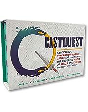 CastQuest - Describe your adventure, discover your quest!