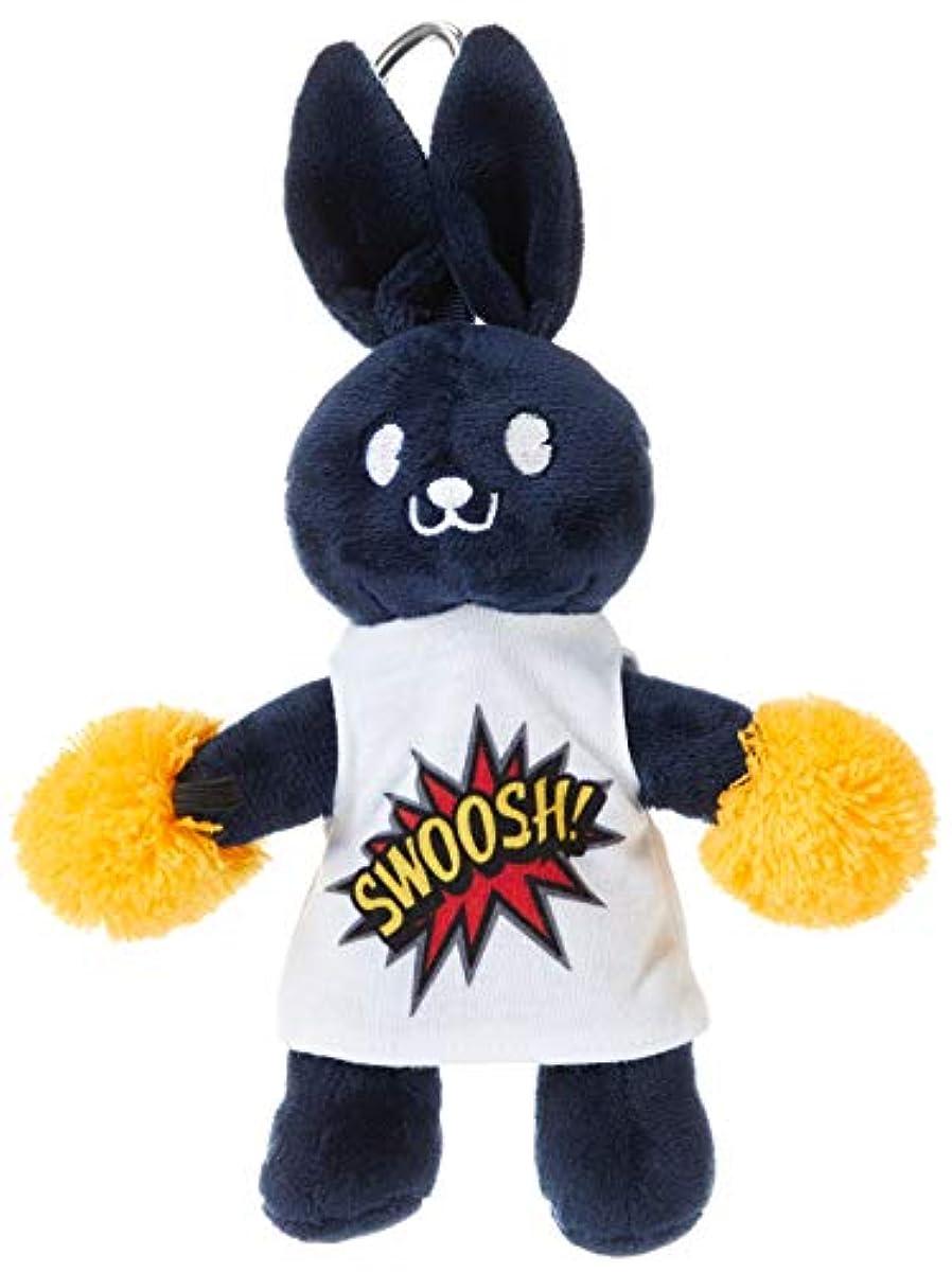 [해외] [Jack Bunny 잭바니] 볼 홀더 (지아토끼형・컬러비너 부착) 골프 / 262-0184338
