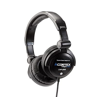 CORTEX CHP-2500 Professional DJ Headphones