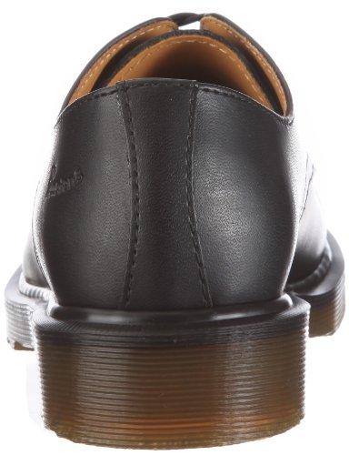 Dr. Martens 1462PW Lamper Black 11834005  Unisex-Erwachsene Schnürhalbschuhe Schwarz (Black)