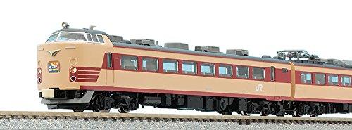 TOMIX Nゲージ 限定 485系 はつかり 祝 海峡線開業 10両 98981 鉄道模型 電車 (メーカー初回受注限定生産) B076CKHKFR