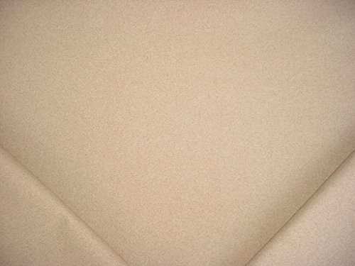 American Silks 3100 Sensuede Flannelsuede in Sand Dune - Desert Brown Designer Faux Suede Leatherette Microfiber Upholstery Drapery Fabric - By the Yard