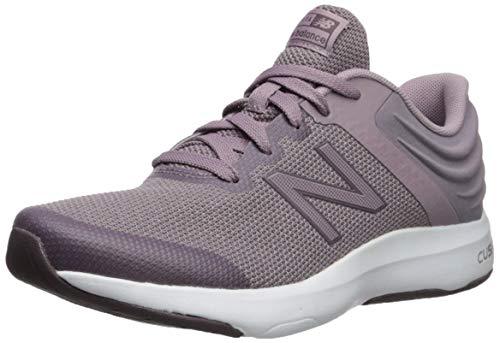 New Balance Women's Ralaxa V1 CUSH + Walking Shoe Dark Cashmere/White, 9.5 B US