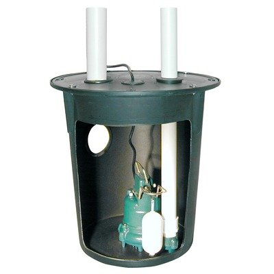 Zoeller Sump Pump System
