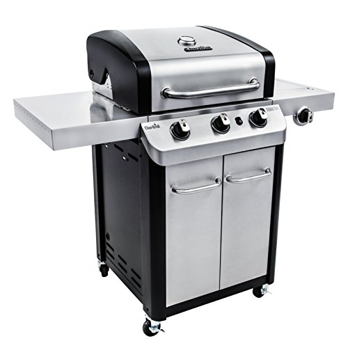Char-Broil Signature 425 3-Burner Cabinet Gas Grill