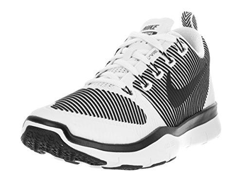 NIKE Men's Free Train Versatility White/Black Training Shoe 13 Men US