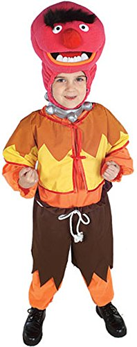 Muppets Animal Costume (Child Animal Costume, Size Toddler 2T-4T)
