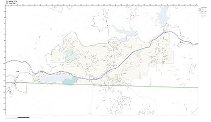 Truckee Ca Map Amazon.com: ZIP Code Wall Map of Truckee, CA ZIP Code Map  Truckee Ca Map