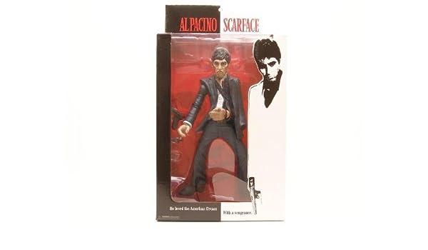 stylized Scarface - Traje Azul: Amazon.es: Juguetes y juegos