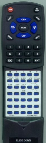 Replacement Remote Control for BOSTON ACOUSTIC 020001090, 020000978, DIGITAL THEATER 6000, DT6000 by Redi-Remote