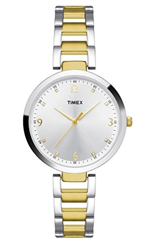 Timex Fashion Analog Silver Dial Women's Watch - TW000X200