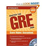 Peterson's Master the GRE 2008