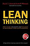Lean Thinking: Cómo utilizar el pensamiento Lean para eliminar los despilfarros y crear valor en la empresa