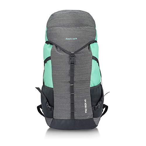 Fastrack 45 Ltrs Green Rucksack (A0725NGR01) Price & Reviews