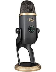 Blue Yeti X World of Warcraft Edition Professional Streaming USB Mic with Blue VO!CE Effects, Including Advanced Voice Modulation with Warcraft Character Presets & HD Audio Samples